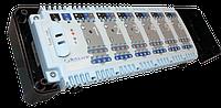 Центр коммутации для системы отопления водяными теплыми полами,SALUS KL06 24V