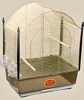 Клетка для птиц Golden Cage Villa Gold