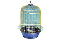 ЗК Клетка для птиц 330 Diva Gold полукруглая 400*700