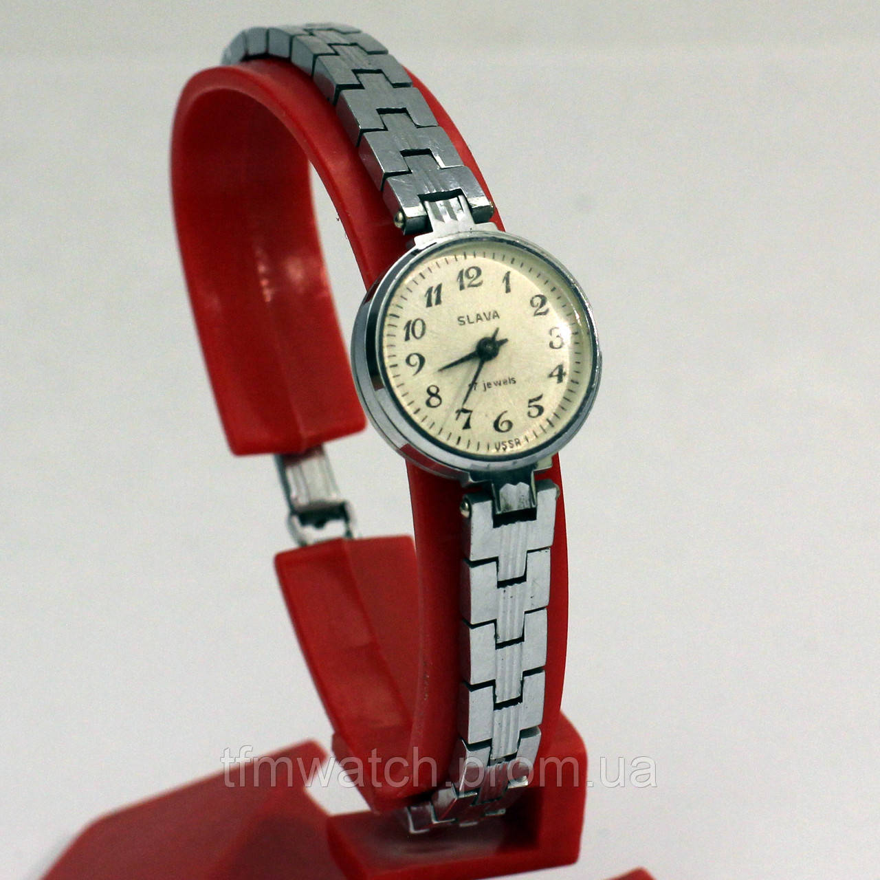 Механические женские часы Слава