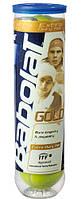 Мячи для большого тенниса Babolat Gold (4B)