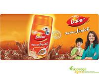 Дабур Чаванпраш Чаван Джуниор гранулированный напиток с какао 500 грм., Chyawanprash Chyawan Junior Dabur, Аюрведа Здесь