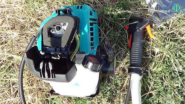 Четыехтактная мотокоса Sadko GTR-358 4T - воздушный фильтр