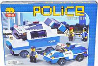 """Конструктор """"Полиция"""" C 9694 Jubilux, 338 дет"""