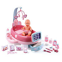 Электронный центр по уходу за куклой Smoby Baby Nurse 24223