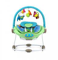 Детская Кресло-качалка 2 в 1 Milly Mally Sweet Dreams, цвет Green-Blue Dreams_004