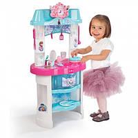 Интерактивная детская кухня Smoby Frozen 24498