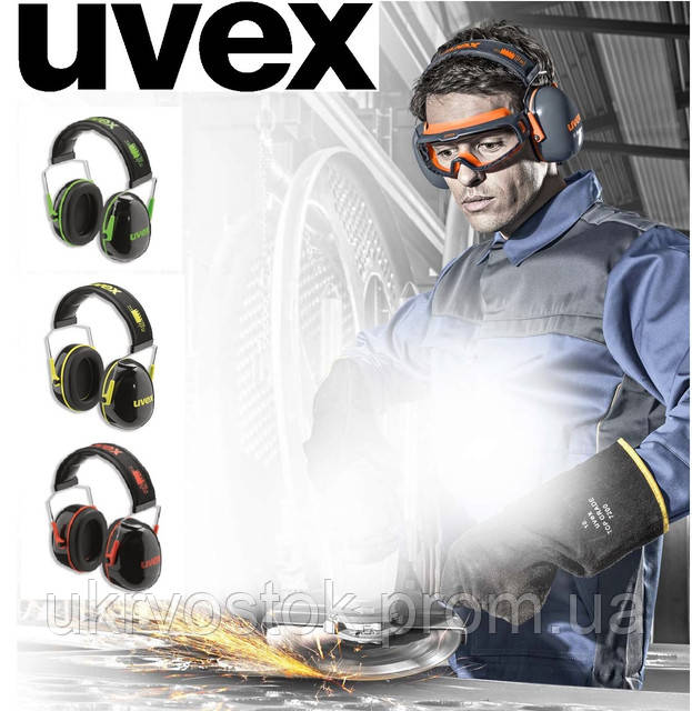 Наушники uvex K: новые технологии на защите слуха!