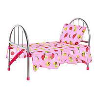 Кроватка для куклы Melogo арт. 9342