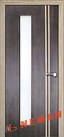 Дверь межкомнатная остекленная Вена (Тик)