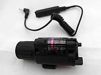 2 в 1 COMBO Красный лазерный прицел и фонарь BOB Laser BOB-JGSD (320люмен, 5mW, 650nm, 2xCR123A)