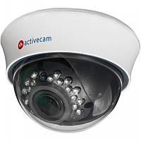 Купольная внутренняя IP-камера ActiveCAM AC-D3123IR2, 2 Mpix