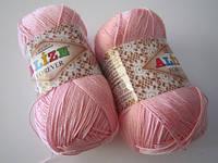 Пряжа Форевер Ализе светло-розовый