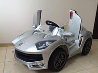 Электромобиль детский Ламборджини FT-518 серый крашеный (п)