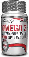 Рыбий жир Omega 3 Biotech  (90 капс)
