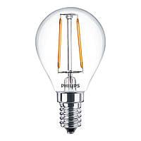 Светодиодная лампа Philips LED Fila ND 2.3-25W Е14 2700K