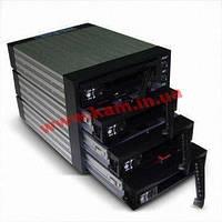 Корзина горячей замены SATA3/ SAS2, черная (Отсеки: 3x 5.2 (ST-3141SS SATA /SAS, black 3/4 HDD RoHS)