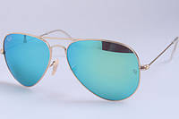 Солнцезащитные очки RAY BAN aviator large metal 112/19 LUX
