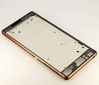 Средняя часть корпуса Sony Xperia Z3 D6603 Original Copper