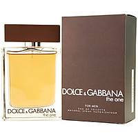 Dolce gabbana the one men(товар при заказе от 1000грн)