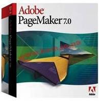 PageMaker Plus 7.0.2 Macintosh International English AOO License TLP1 (54014239AD01A00)