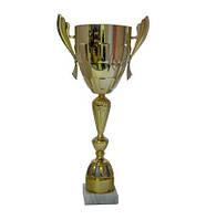 Кубок для награждения спортсменов на соревнованиях E42