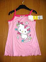 Детская летняя ночная рубашка для девочки Китти, Charmmykitty Sun City, 3-8лет