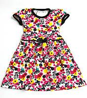 Платье на девочку летнее 3-6 лет