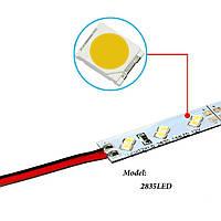 Dilux - Светодиодная LED линейка SMD 2835 144LED/m, негерметичная IP33, нейтральный белый