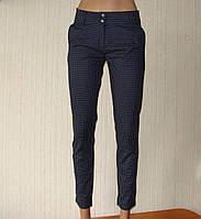 Летние женские брюки. Большие размеры. Звездочки.