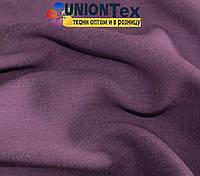 Ткань лен фиолетовый