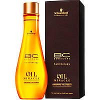 BC Oil Miracle Oil Масло, завершающее лечение для нормальных и жестких типов волос 100 мл