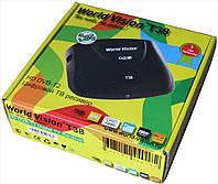Цифровой эфирный тюнер World Vision T38