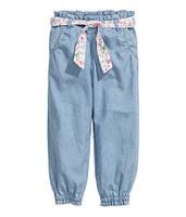 Летние штаны на девочку H&M (США)