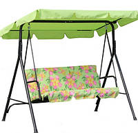 Качеля садовая UnderPrice  YF-SW009 Apple Green для отдыха