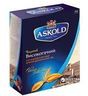 Чай черный пакетированный Askold Высокогорный 100 пакетиков