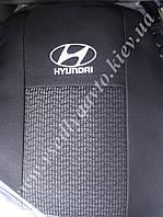 Авточехлы HYUNDAI Accent (Хюндай Акцент) 2006-2011 гг.