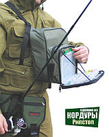 РыбZak 10 Рюкзак — слинг для ходовой рыбалки