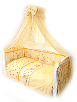 Комплект детской постели Twins Comfort С-008 Медуны, 8 эл