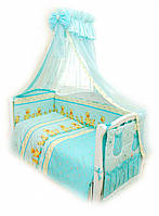 Комплект детского постельного с утятами Twins Comfort С-025, 8 эл