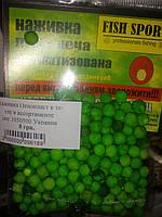 Наживка  Fish Sport  - пенопласт в  протеиновом тесте :