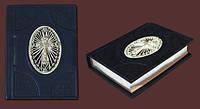 Православный молитвослов c филигранью, топазами