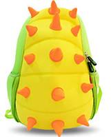 Детский рюкзачок, желтый шипастик на 5 л. Nohoo NH022-2