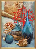 Коралловый натюрморт ННД 2089