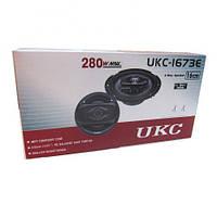 Автомобильная акустика колонки UKC TS 1673E