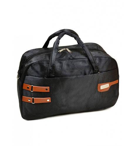Дорожная сумка саквояж 27 литров, 9030 черный