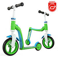 ScootandRide - Велобег Highwaybuddy 2в1, green