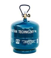 Газовый баллон GZWM S.A. BT-3.