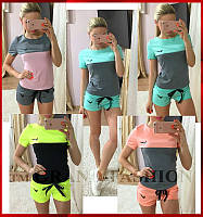 Костюм спортивный Летний ~Nike~ 4 цвета в наличии !!!