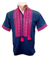 Чоловічі вишиванки сорочки, великих розмірів